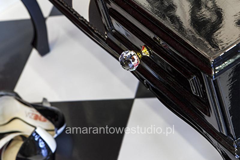 Luksusowe wnętrze w stylu  tradycyjnym - wystrój wnętrz - aranżacja wnętrz