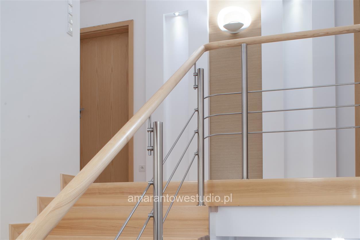 Dom w kolorze bialym - dom w bieli - mieszkanie kolor bialy
