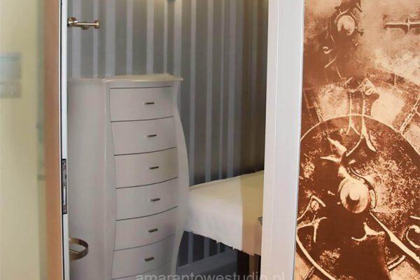 Aranżacja gabinetu lekarskiego według pomysłu projektanta wnętrz Białystok