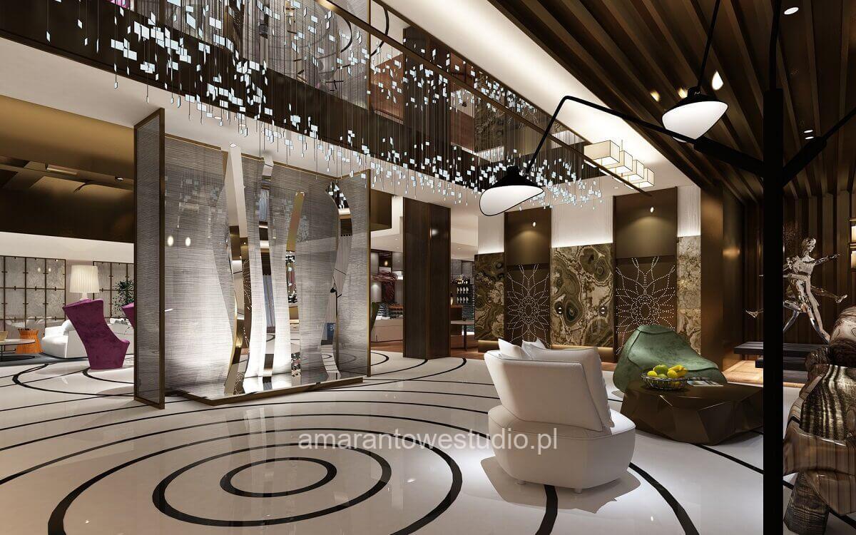 Jak powinno wyglądać projektowanie wnętrz hoteli?