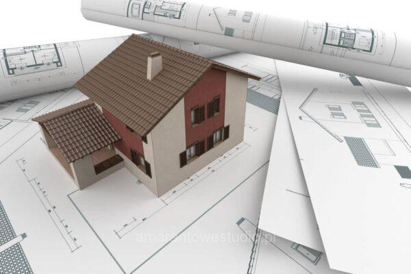 Projekt domu architekta wnętrz Białystok
