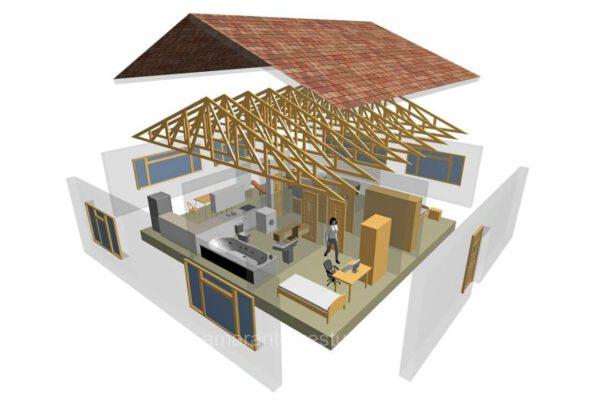 Projektowanie wnętrz w 3D Białystok