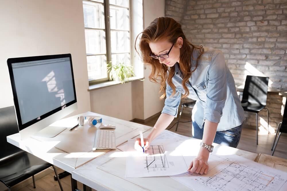 Architekt wnętrz pomoże, jeśli nie masz pomysłu na aranżację